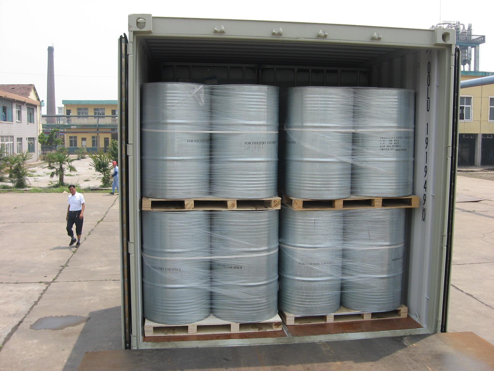 Fenil diisooctilo Fosfito Packing